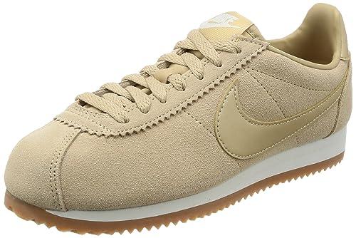 Nike Wmns Classic Cortez Suede Suede Suede AA38391, Deportivas 844eee