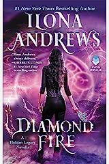 Diamond Fire: A Hidden Legacy Novella Kindle Edition