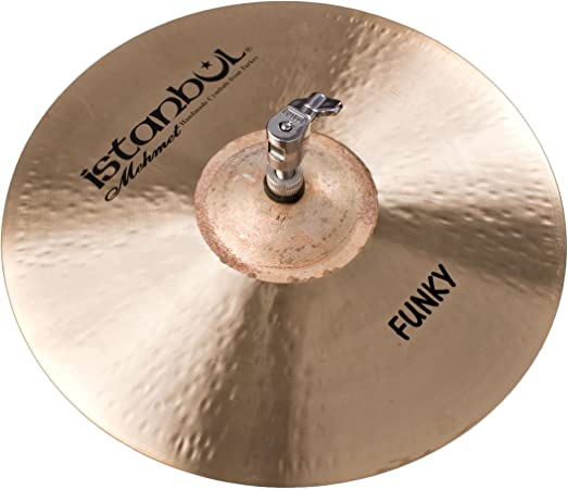 Istanbul Mehmet Cymbals Traditional Series HHM14 14-Inch Medium Hi-Hat Cymbals