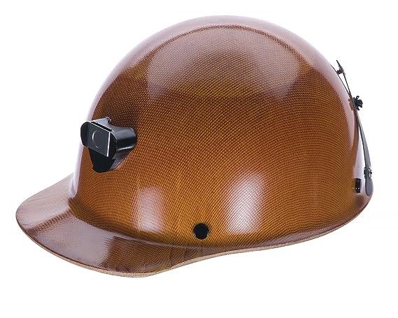 f9072707ac6 MSA 460409 Skullgard Protective Hard Hat Front Brim