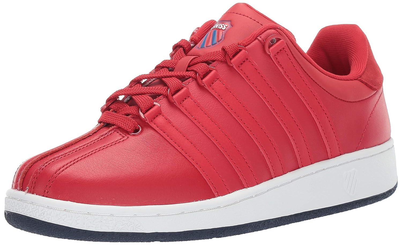 cheap for discount c98b7 4c89b Amazon.com   K-Swiss Men s Classic VN Fashion Sneaker   Tennis   Racquet  Sports