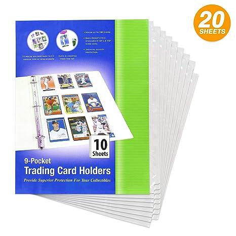 "2-1//2/"" X 3-1//2/"" Card ~25 BCW Card Sleeve Pokemon Magic The Gathering Etc"