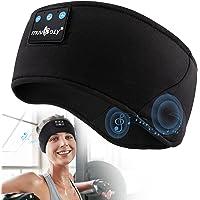 Bluetooth Headband Wireless Sleep Headphones, TOPOINT Music Sports Sleeping Headband Headphones for Workout, Jogging…