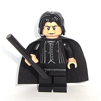 Professor Snape with Wand: Toys & Games