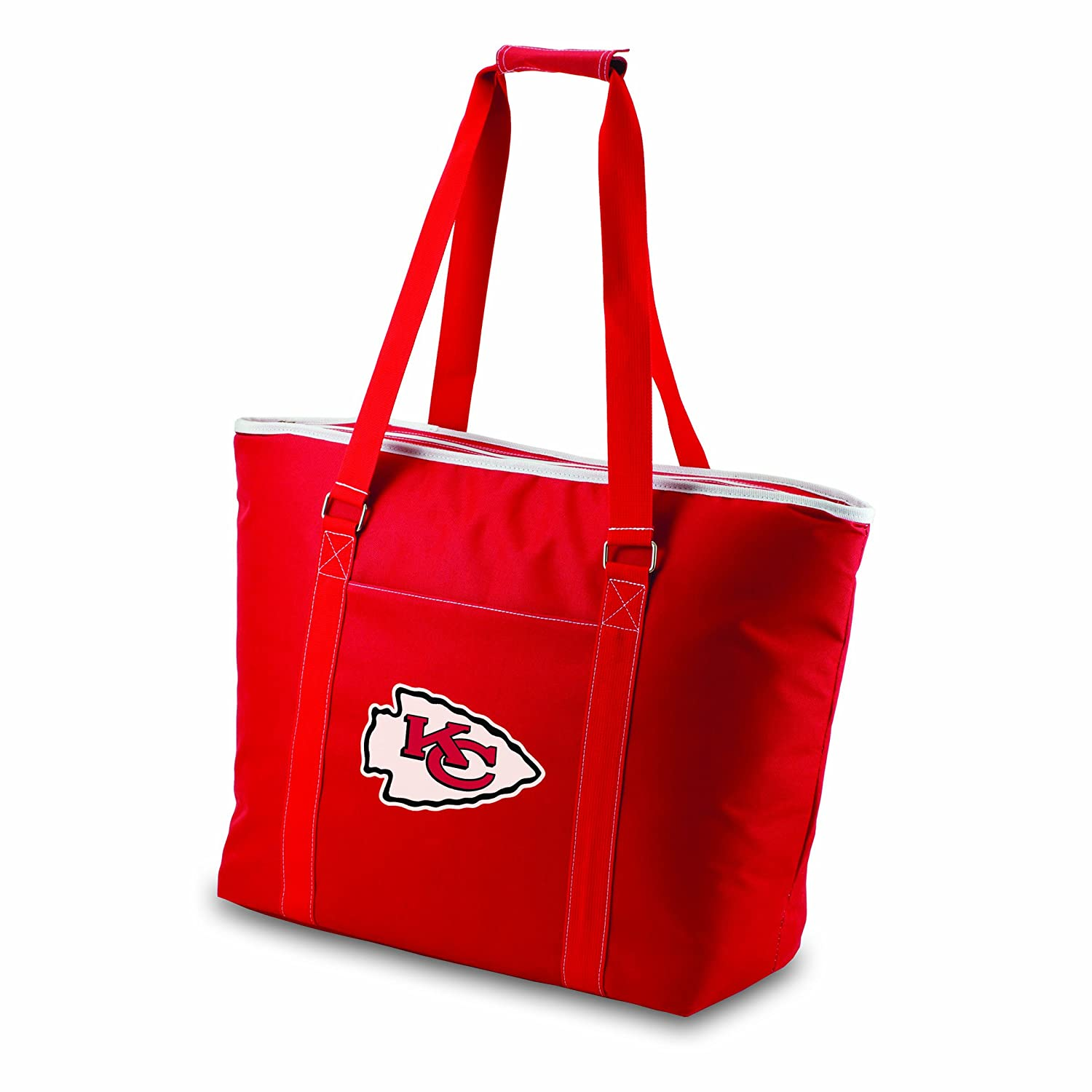 NFL Kansas City Chiefs Tahoe Extra Large Insulated Cooler Tote Black