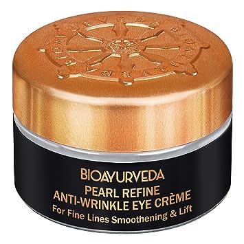 Buy Bioayurveda Pearl Refine Anti Wrinkle Eye Cream For Dark