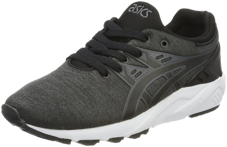Asics Unisex Erwachsene Gel Kayano Trainer Evo Sneaker Grau Dark Grey/Black