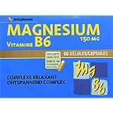 Arkopharma Arkovital Magnésium + Vitamine B6 60 Gélules sous Blisters