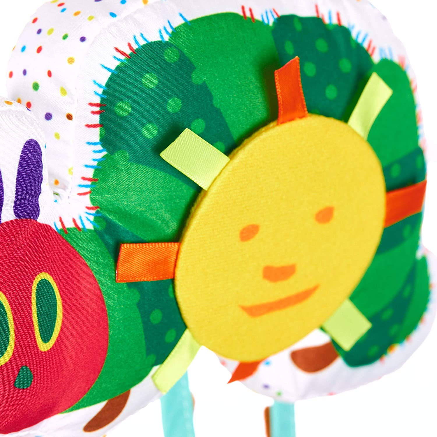 KIDS PREFERRED World of Eric Carle The Very Hungry Caterpillar Activity Toy