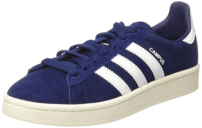 Amazon.com | adidas Low Sneakers Mens Shoes BZ0086 Campus Size 44 Blue | Fashion Sneakers