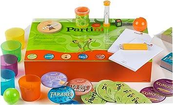 Hasbro Juego de Mesa - Partini: Amazon.es: Juguetes y juegos