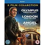 Olympus/London/Angel Has Fallen Triple Film Collection [Blu-ray] [2019]