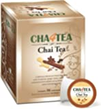 Cha4TEA Chai Black Tea K Cups for Keurig K-Cup, 36 Count