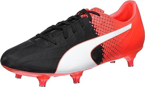 PUMA Evospeed 4 5 SG, Football Homme: : Chaussures
