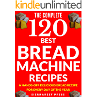 Amazon Best Sellers: Best Bread Machine Recipes