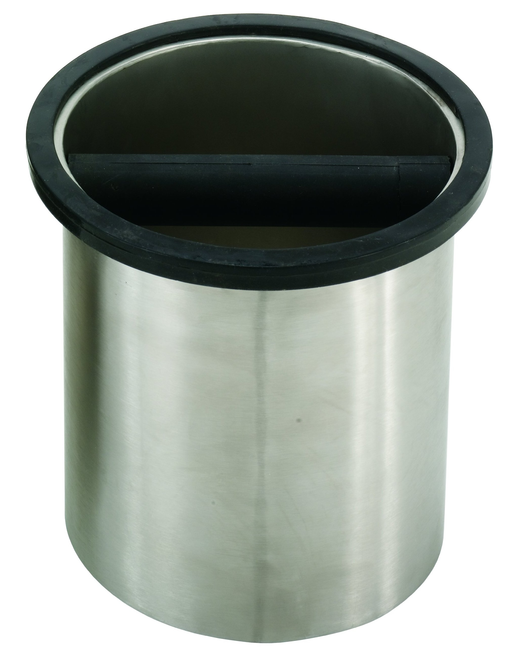 Rattleware Knock Box, Round, 6-1/4 by 7-1/2-Inch