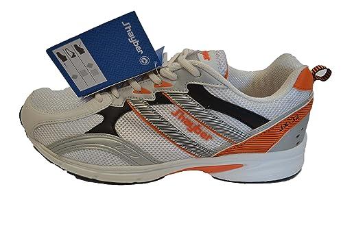 JHayber Rabeo - Zapatillas de running para hombre. Talla 46: Amazon.es: Zapatos y complementos