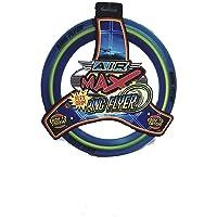 Air Max Flex Grip anillo Flyer azul Frisbee redondo disco volador, juguete