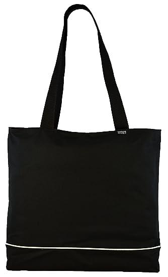 ed2d07c2465 Shoulder Tote Bag with Zipper