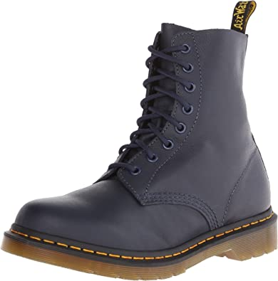 Homme Boots | Dr. Martens Pascal Dress Blues Virginia Bleu