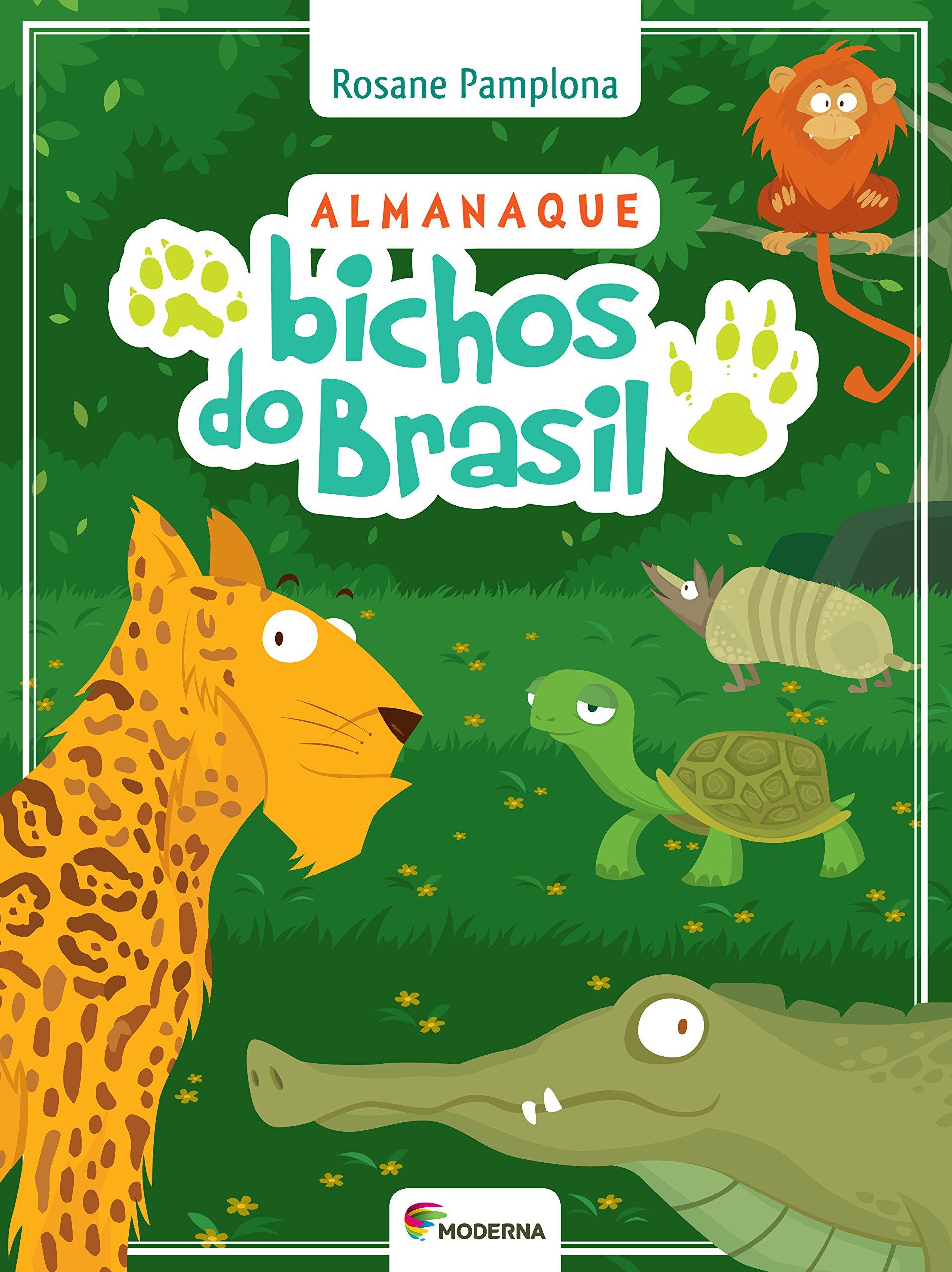 Almanaque Bichos do Brasil | Amazon.com.br