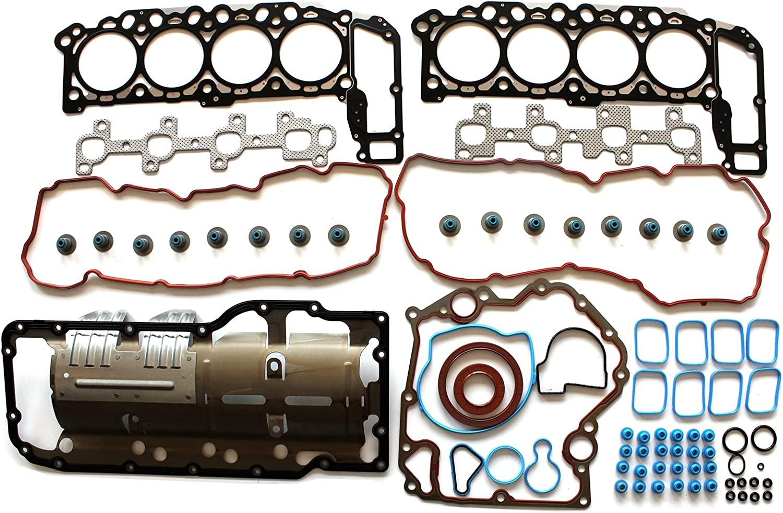 Dorman Exhaust Manifold /& Install Kit Right for Commander Grand Cherokee 4.7L