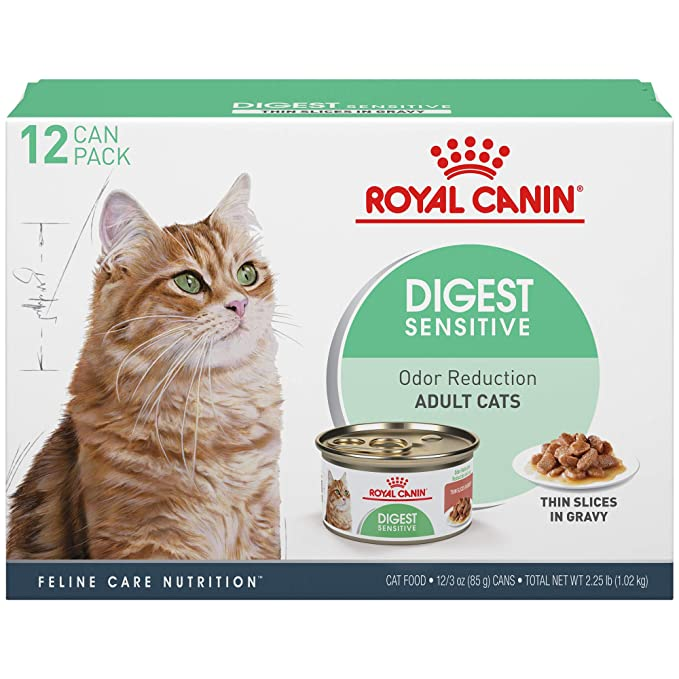 Royal Canin Feline Health Nutrition Digest Sensitive - The Best Easy to Digest Cat Food