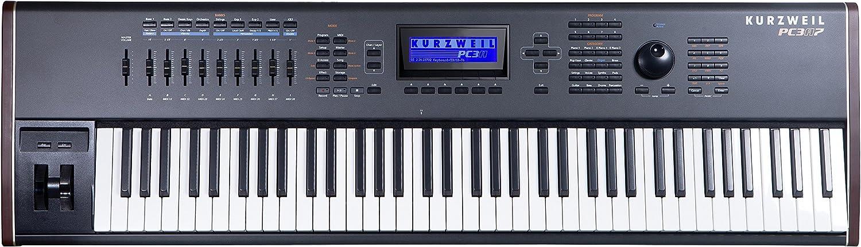 Kurzweil PC3A7 76-Note controlador de rendimiento: Amazon.es ...