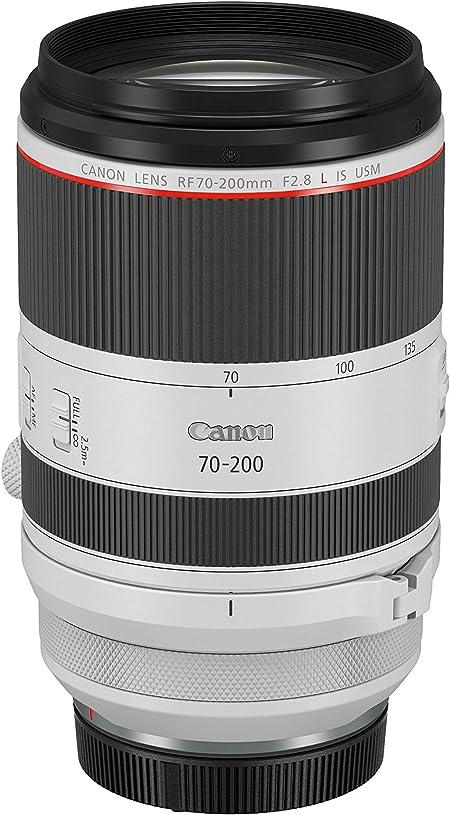 Canon Telezoomobjektiv Rf 70 200mm F2 8l Is Usm Kamera