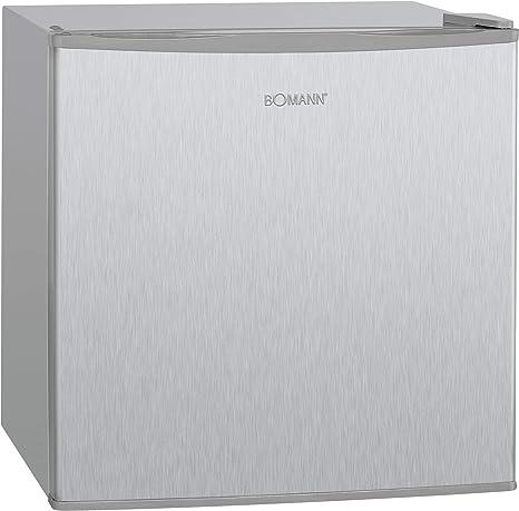 Bomann GB 341 - Congelador aspecto de acero: Amazon.es: Grandes ...