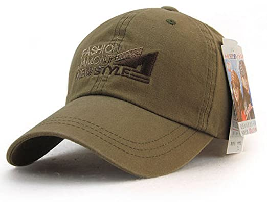 FRIENDSKART Unisex Fashion Mens Baseball Cap Women Letter Embroidered Hat  Cotton Casual caps Men Gorras Wholesale Solid caps  Amazon.in  Clothing    ... 228062dfe1b0