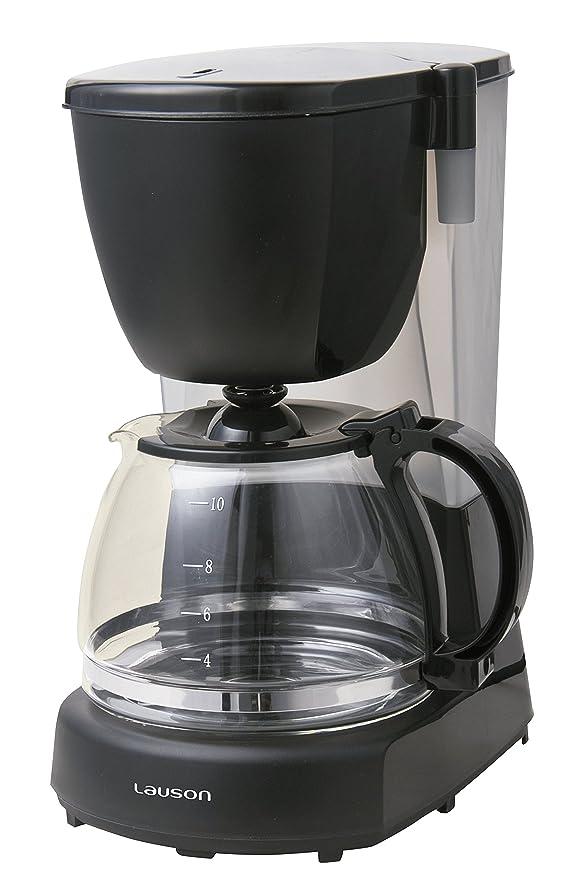 Lauson Cafetera a Goteo para 12 tazas de café, 1.25L de ...