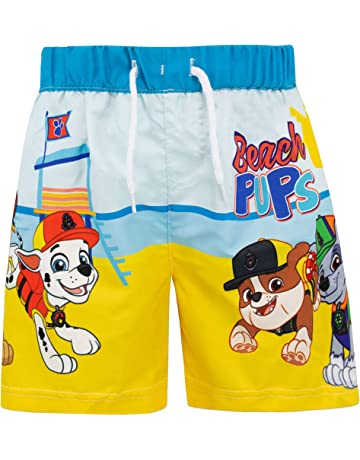 Turquoise Disney Mickey Mouse Original Boys Swimming Shorts Trunks Swimwear 2-8 Years