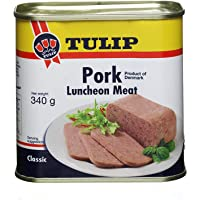 Tulip Pork Luncheon Meat, 340gm