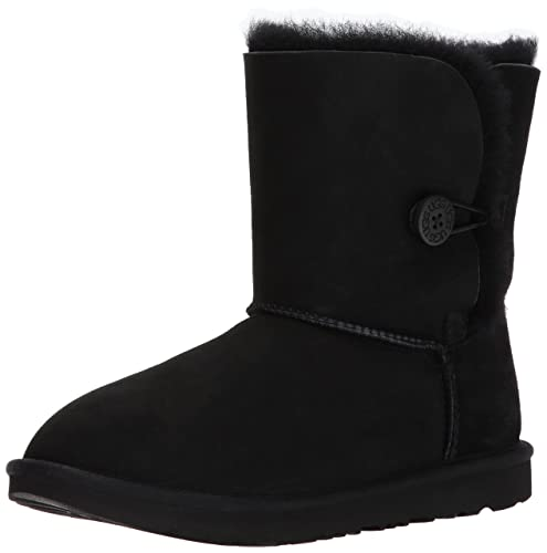 9090804dc2d UGG Kids K Bailey Button II Fashion Boot