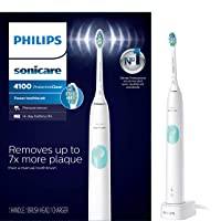 Philips Sonicare HX6817/01 ProtectiveClean 4100 Rechargeable Electric Toothbrush...