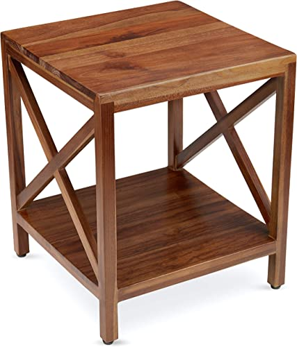 TeakCraft Teak End Table