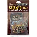 Steve Jackson Games Munchkin Steampunk Science Dice