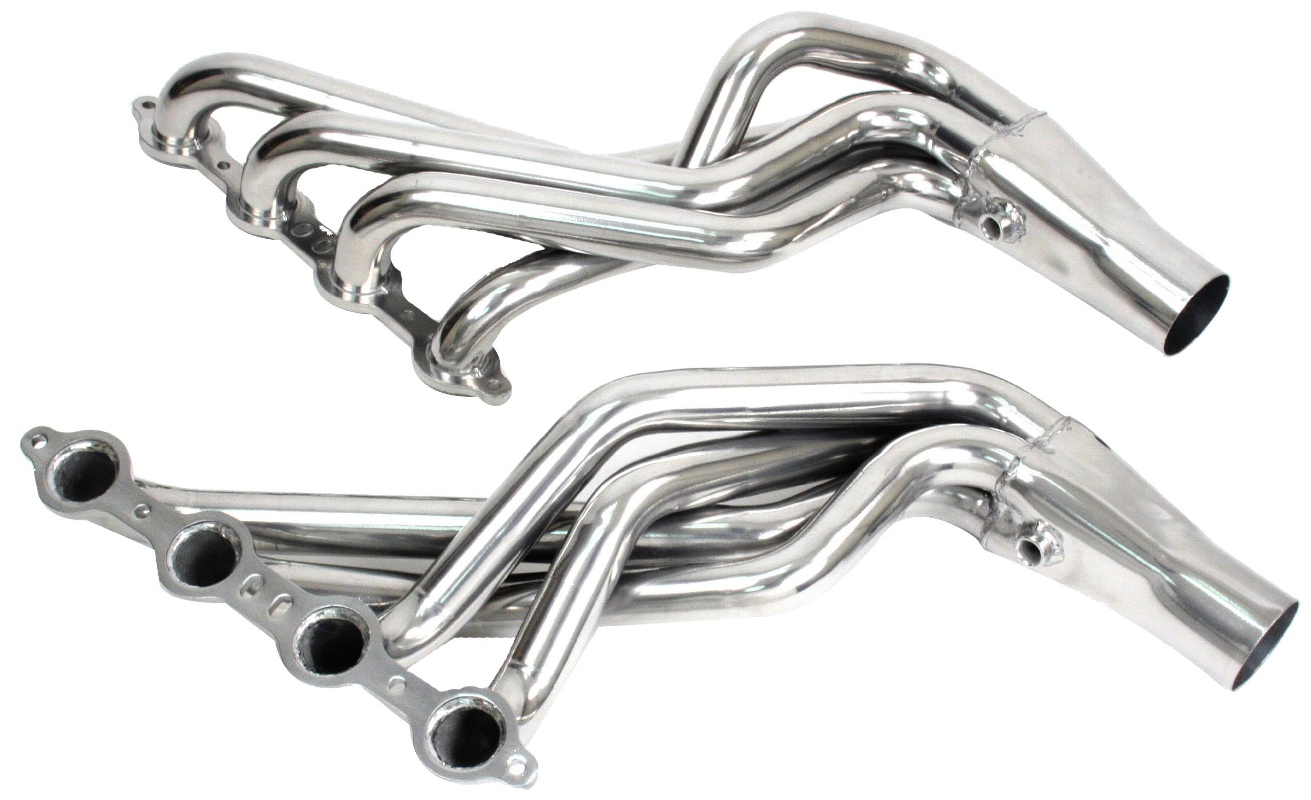 PaceSetter 72C2272 Long Tube Header with Armor Coat for 5.7L, 6.0L Cadillac CTS-V 2004-07 by Pacesetter (Image #1)