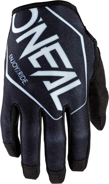2 Pack ONeal Mayhem Unisex-Adult Glove Black//White, 9