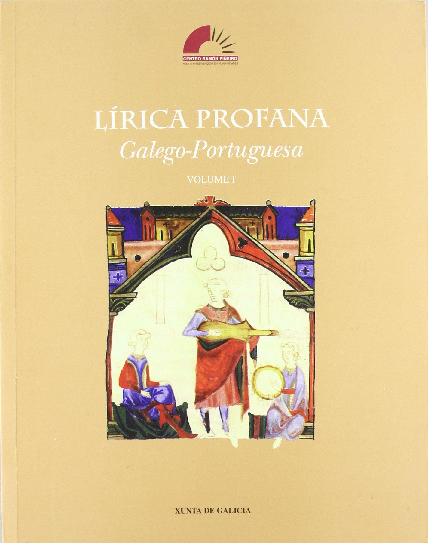 Lirica profana galego-portuguesa: Amazon.es: Brea, Mercedes: Libros