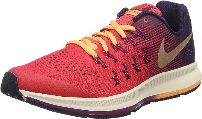 Nike 834317-800, Zapatillas de Trail Running para Niñas, Naranja (Ember Glow/Mtlc Red Bronze), 36.5 EU: Amazon.es: Zapatos y complementos