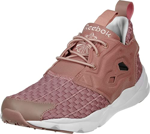 Reebok Furylite New Woven Women Sneaker Pink V68870 63b4a2188