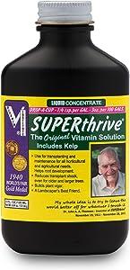 SUPERthrive VI30148 Plant Vitamin Solution, 4 Ounce - 00014