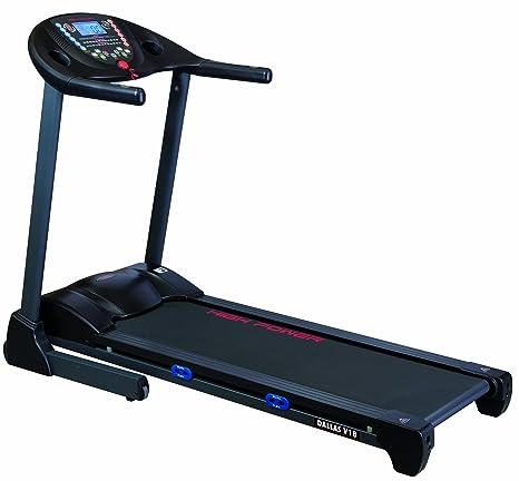 HIGH POWER DALLAS V18 CDH Cinta de correr eléctrica home-fitness ...