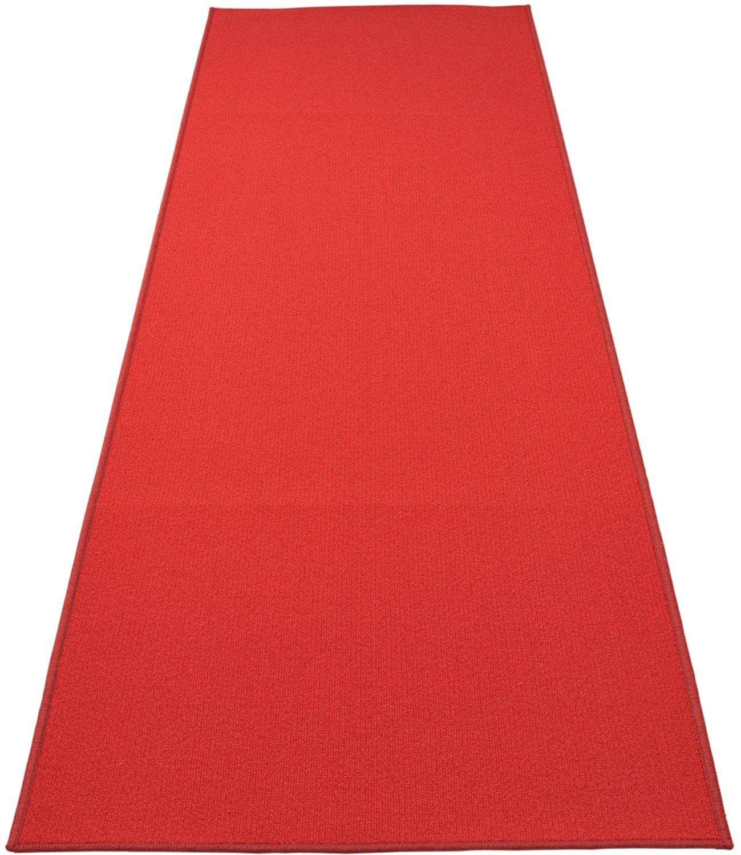 廊下敷 撥水 滑り止め付 60×440cm シグナルレッド 153101068EJ99 B00JZGIG38