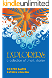 Explorers: A collection of short stories for English language learners (A Hippo Graded Reader) (English Edition)