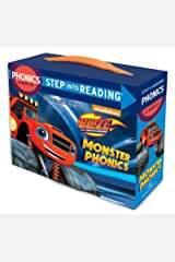 Monster Phonics (Blaze and the Monster Machines) (Step into Reading) Paperback