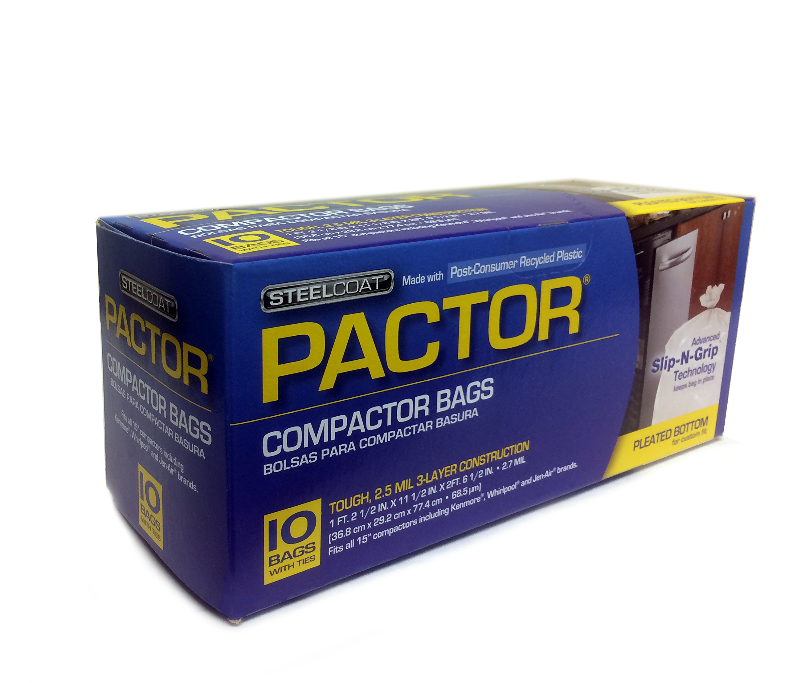 STEELCOAT FG-P9941-29A Pactor Bag