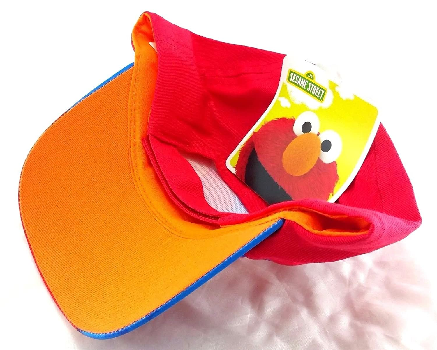 its Elmo Boys and Girls One Size Red Baseball Cap Sesame Street Wow